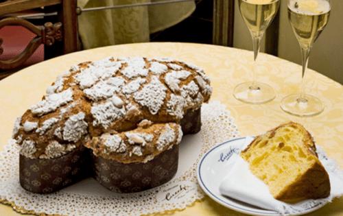 Italian Colomba (Easter Cake) - Cucchi
