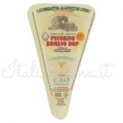 Italian Pecorino Romano - CAO Formaggi