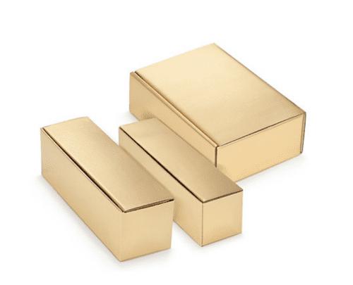 Gold Box Food Hamper Small