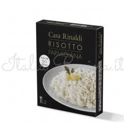 parmigiana risotto 250x250 - Parmigiana Risotto 175g - Casa Rinaldi