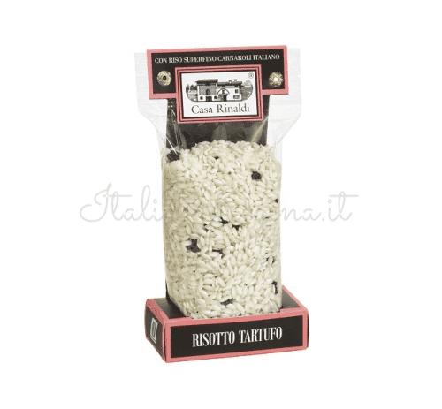 truffle risotto 500x463 - Truffle Risotto 300g - Casa Rinaldi
