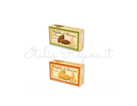 offelle duo 1 - Offelle Parona Italian biscuits cocoa and milk