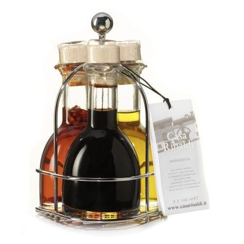 001080631 500x500 - Extra Virgin Oil + Chili Oil + Balsamic Vinegar