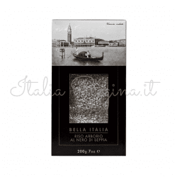 bella italia 12 250x250 - Black Sauce Squid Rice 200gr - Bella Italia