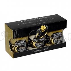 box1 250x250 - 3 Tray: Parmesan white truffle, Porcini white truffle, Artichoke summer truffle - Giuliano Tartufi