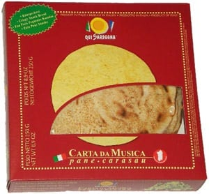 "carasaunew250gr - Carasau Bread ""Carta da Musica"" Qui Sardegna"