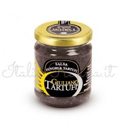 giuliano tartufi 1 250x250 - Mushrooms and Black Truffle Sauce - Giuliano Tartufi