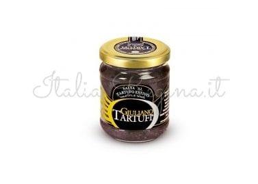 Summer Truffle Sauce 15% – Giuliano Tartufi