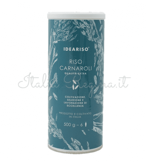 ideariso 1 500x552 - Italian Superfino Carnaroli rice