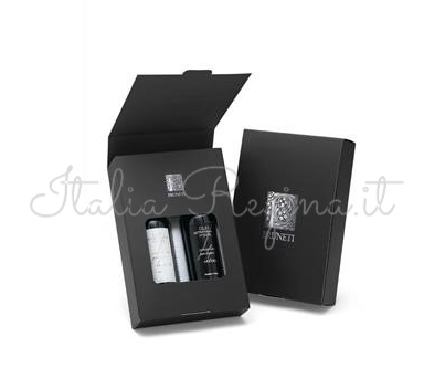 pruneti 1 - Chianti Extra Virgin Olive Oil Gift box 2 x 100 ml - Pruneti