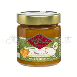 albicocche 250x250 - Fruit composed of 80%: Apricots, 230 gr - Fieschi 1867