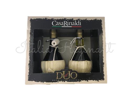 duo 500x351 - Duo: Extra Virgin Olive Oil & Balsamic Vinegar