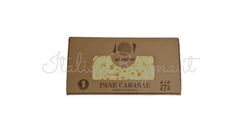 pane carasau qui sardegna1 500x264 - Sardinian Carasau Bread Qui Sardegna