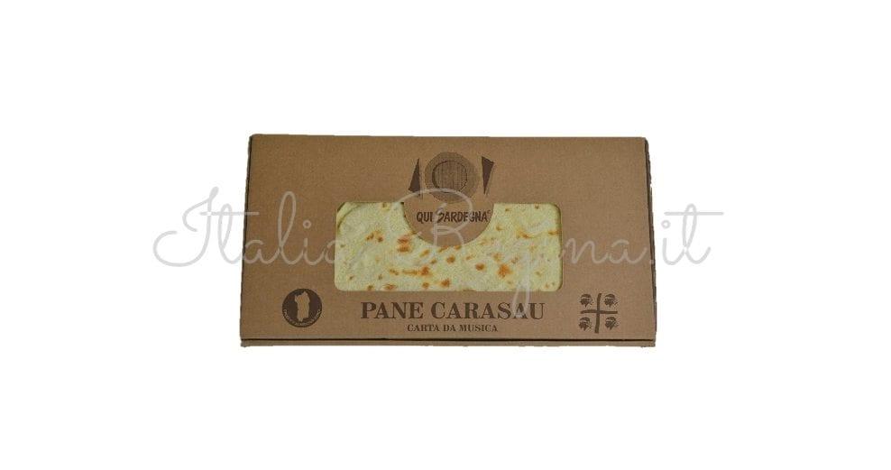 Sardinian Carasau Bread Qui Sardegna