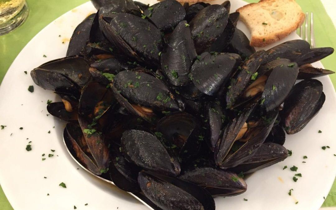 Italian Mussels