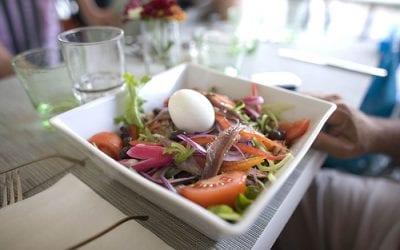Nicoise Salad Italian Style