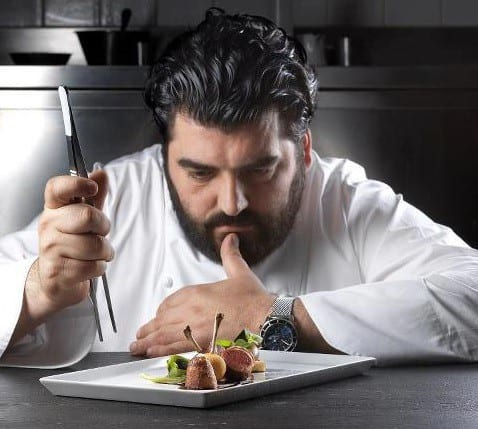 Antonino Cannavacciuolo: a chef star