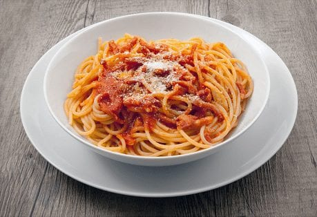 Hot Chilli Spaghetti