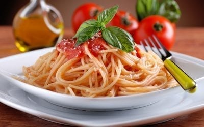 How to eat Italian Spaghetti