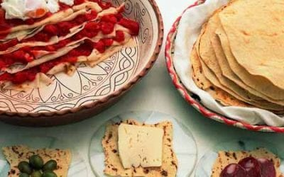 Sardinian Carasau Bread