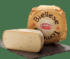 Toma Biellese Cheese