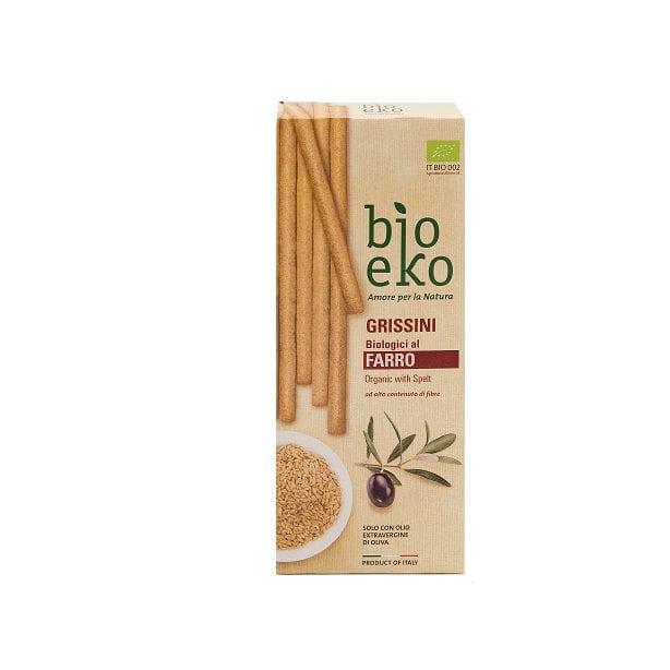 Spelt Breadsticks 125 g – Bio Eko