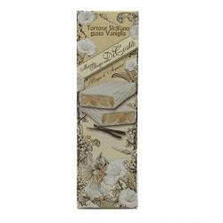 vaniglia scont 1 250x250 - Vanilla-flavored SicilianNougat with white chocolate coating