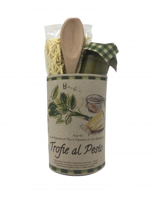 Pasta Kit Trofie pasta with Pesto sauce
