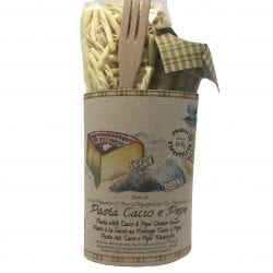 Pasta Kit Pasta with Cacio&Pepe cheese sauce
