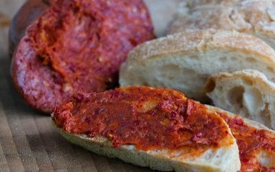 Nduja: the king of Calabria region