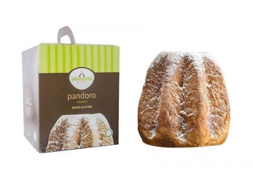 Gluten Free Pandoro
