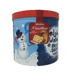 panettone1 250x250 - Italian Panettone with Christmas Box - 750g