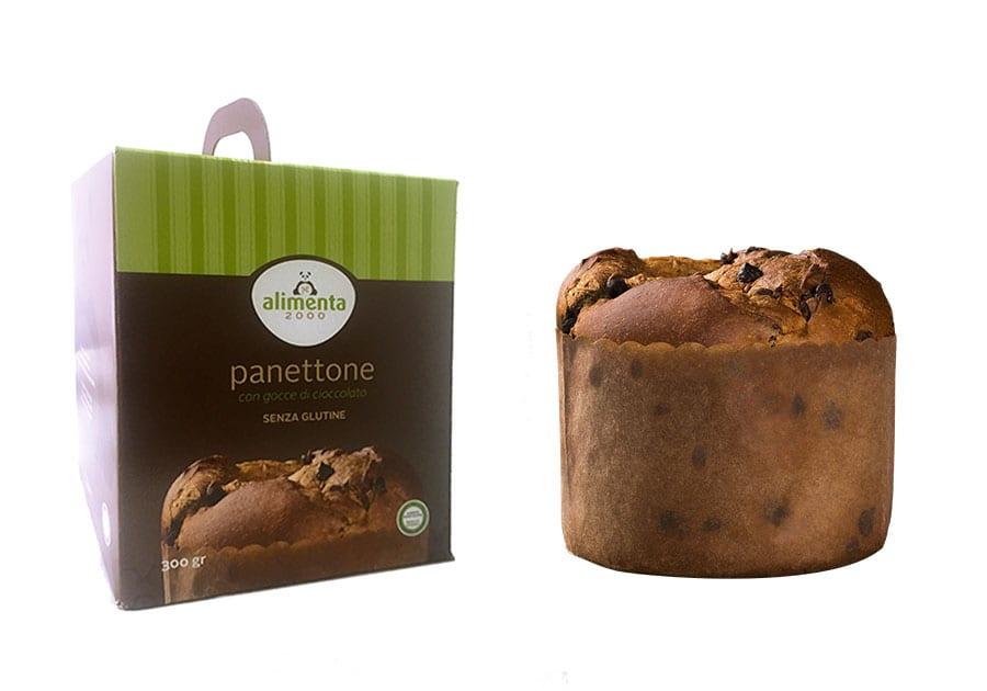 Gluten Free Chocolate Panettone – 300g