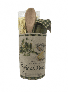 Pasta Kit Trofie pasta with Pesto sauce