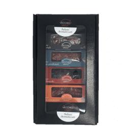 4 Flavored Italian Salami Gift Box