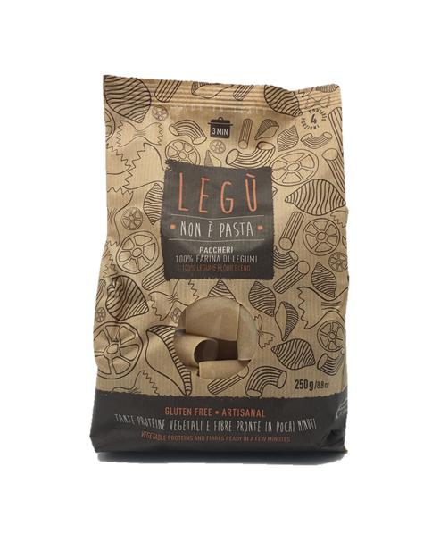 Legumes-based Pasta