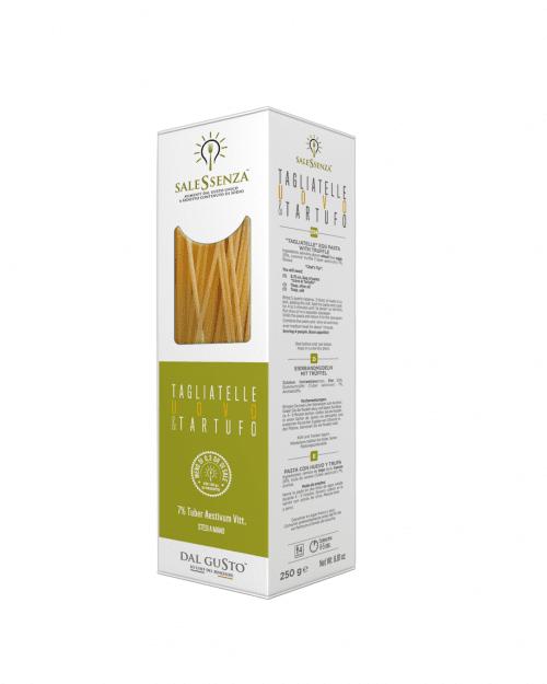 Tagliatelle Egg Pasta with Truffle