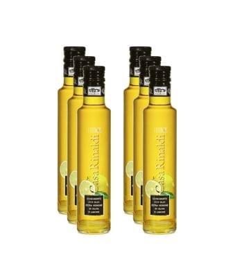 Extra Virgin Oil Lemon