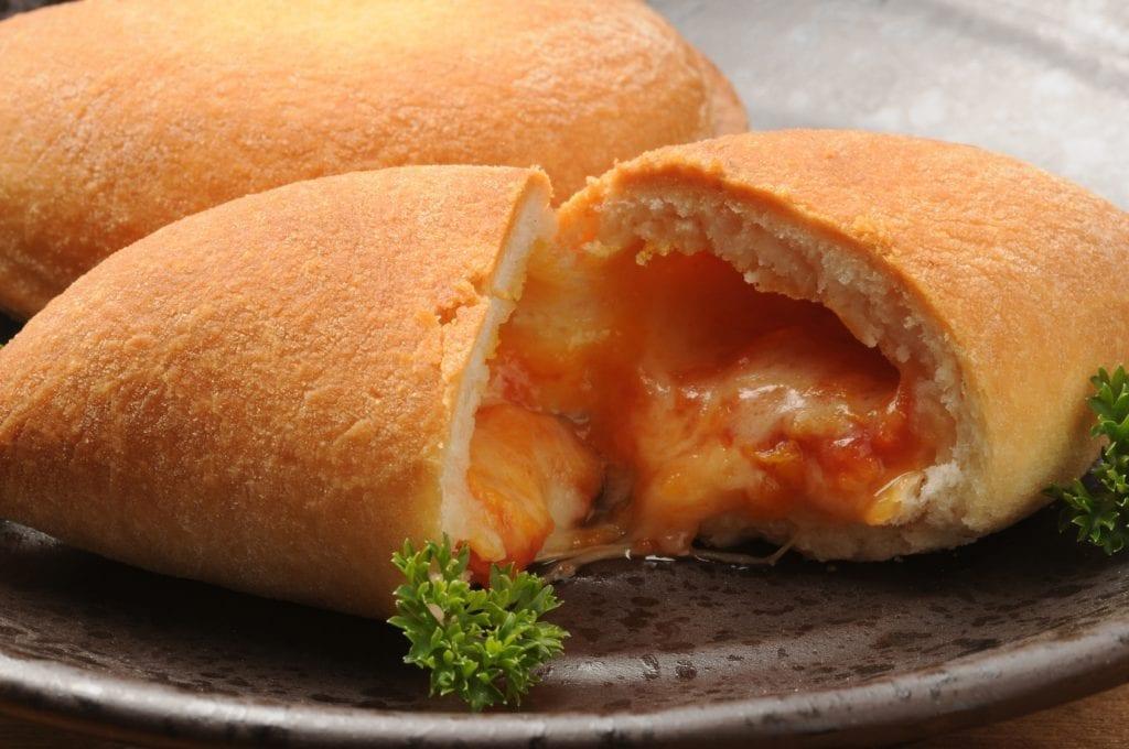 Mozzarella Panzerotti