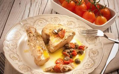 Sicilian Swordfish