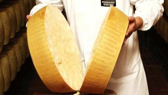 How to cut Parmesan