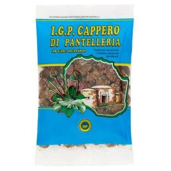 PGI Salted Capers 100 gr – Sicily