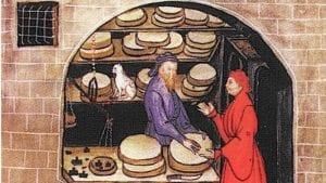 parmesan history