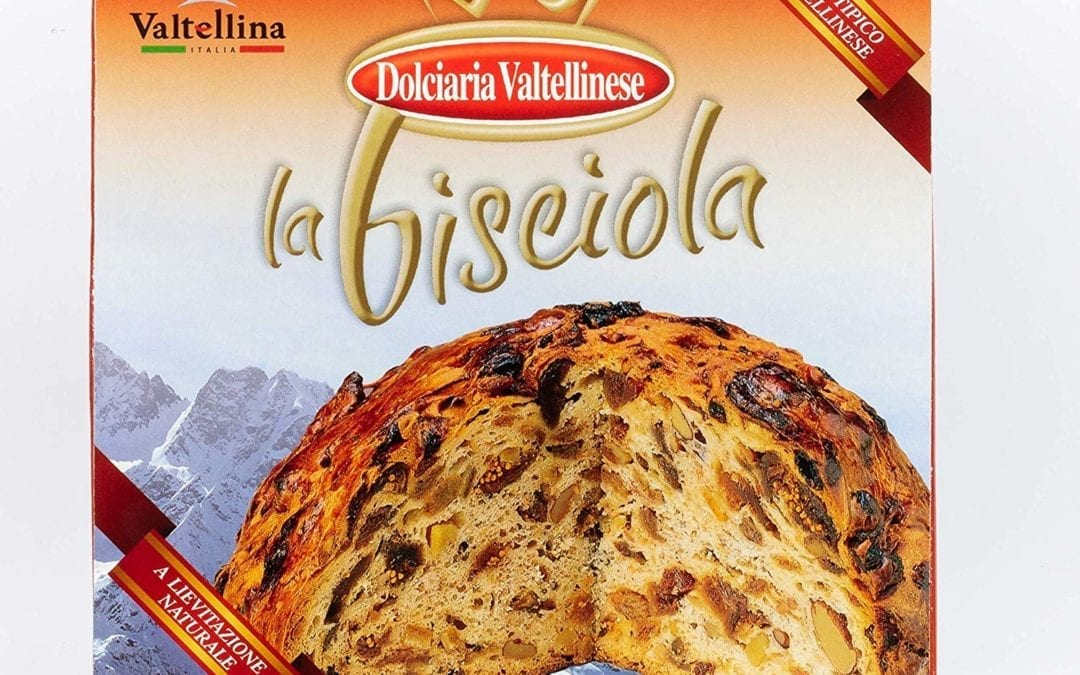 Sweet Bread Bisciola Fig & Walnut Cake – 700 gr
