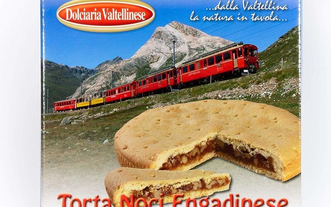 Walnut Caramel Cream Pie
