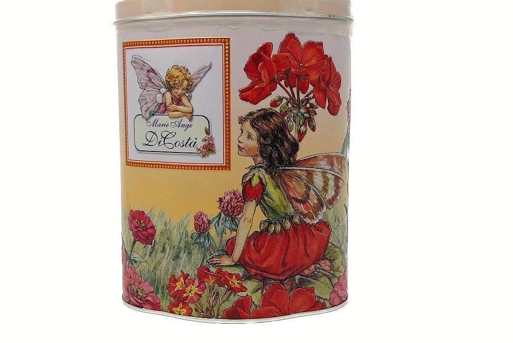 Oval Tin Di Costa Biscuits – giftbox
