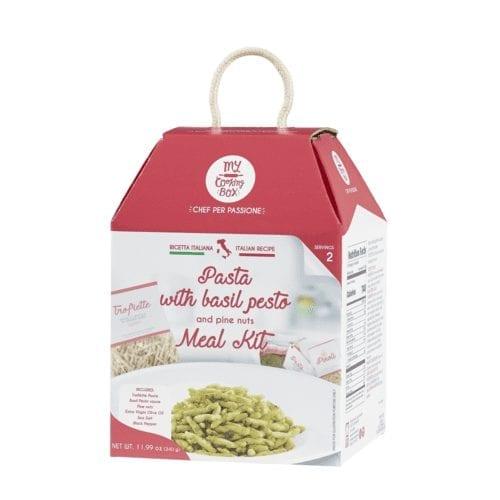 Meal kit pasta