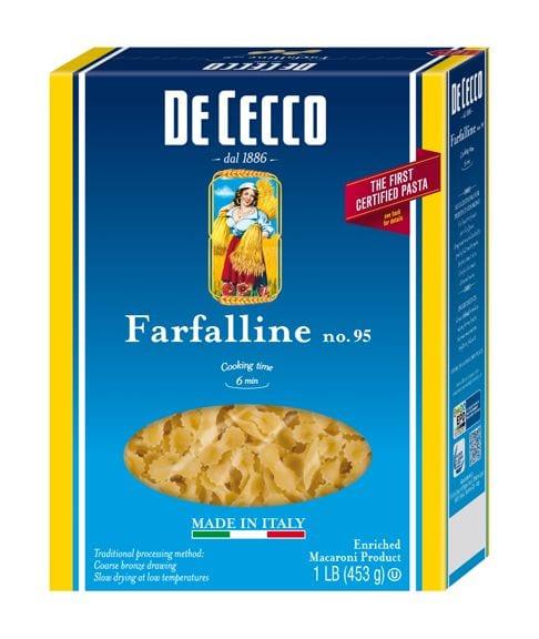 Italian Pasta Farfalline