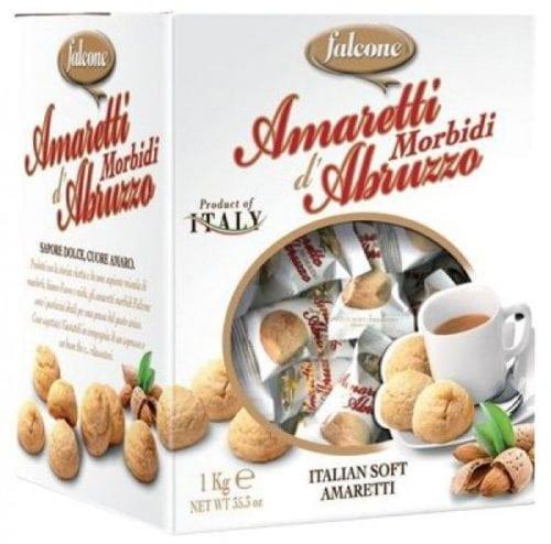 Classic Amaretti Pastries