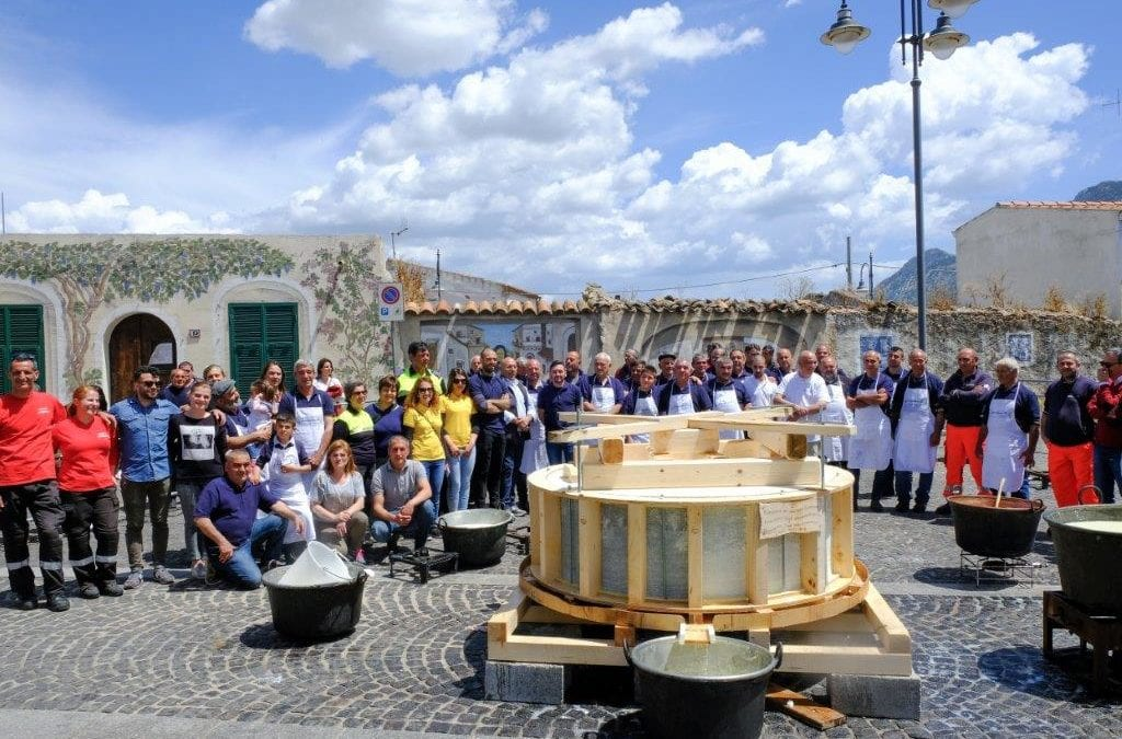 World largest Pecorino: it's a Guiness Record!